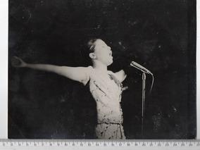 Fotografia Antiga Elis Regina Por Paulo Lorgus - 1966