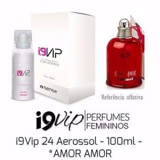 Perfume Feminino Amor Amor 100 Ml - I9 Vip