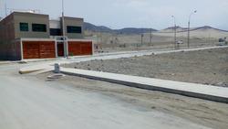 Terreno En Lurin 150m2 Obras Completas Saneado