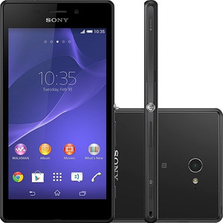 Sony Xperia M2 Aqua D2403 - 4g, 8mp, Quad Core, Tela 4.8
