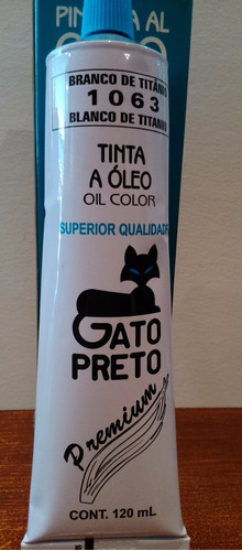 Oleo Gato Preto 120 Ml Blanco O Negro