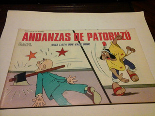 Revista Patoruzu N 639 Una Lata Que Vale Oro Diciembre 1996