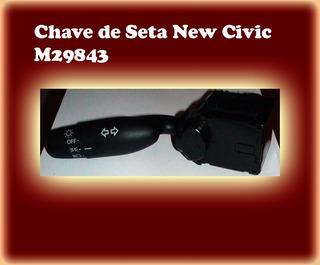 Chave De Seta New Civic - M29843 - 12x Sem Juros