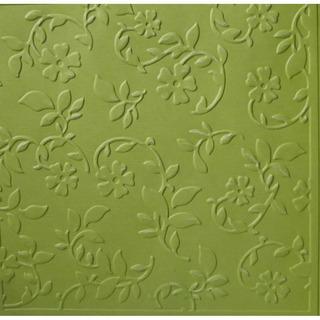 Placa Para Textura - Embossing Folder Flor Sakura