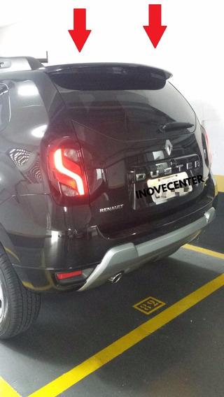 Aerofólio Renault Duster 15 2020 1 Acessorio Nao Cromado !!!