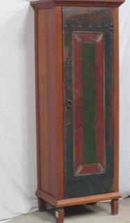 Armario Vertical, Madera Teka