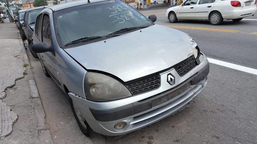 Sucata Renault Clio Pri 1.6 16v 2005 (somente Peças)