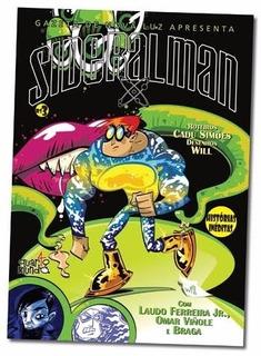 Revista De Hq Sideralman N 3