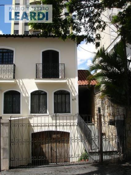 Casa Assobradada Anália Franco - São Paulo - Ref: 489090