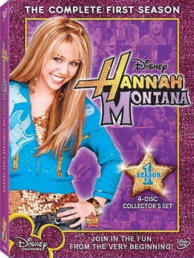 Hannah Montana 1ª A 4ª Temporada Completa