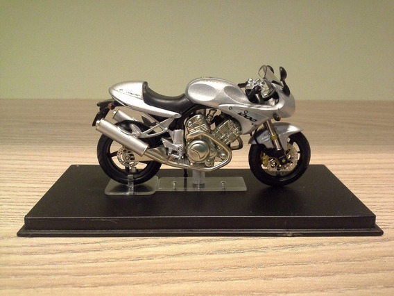 Miniatura Moto Voxan V1000 Café Racer Raríssima Escala 1:24