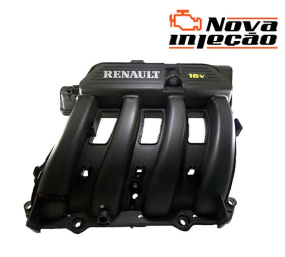Coletor De Admissão Renault Megane 1.6 16v