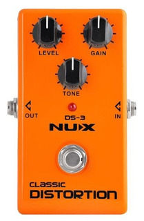 Nux Classic Ds-3 Distortion (infusiontienda)