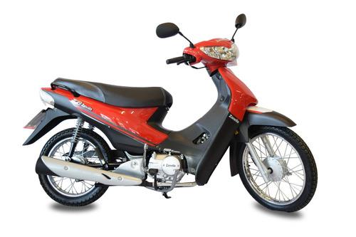 Moto Zb 110cc Con Arranque Eléctrico Zanella 0km
