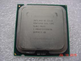 Processador Intel Pentium Dual Core E2160 1.8 Ghz Sem Cooler