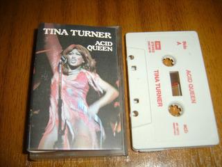 Cassette Tina Turner / Acid Queen