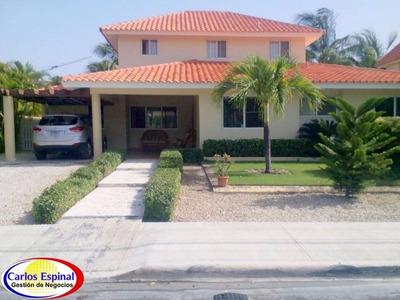 Casa Villa De Venta En Punta Cana, República Dominicana