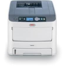 Impressora Laser Color Okidata C610dn Temos Duplex, Belt