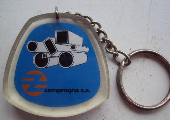 Chaveiro Antigo - Zamprogna Industria De Tubos - Ak3