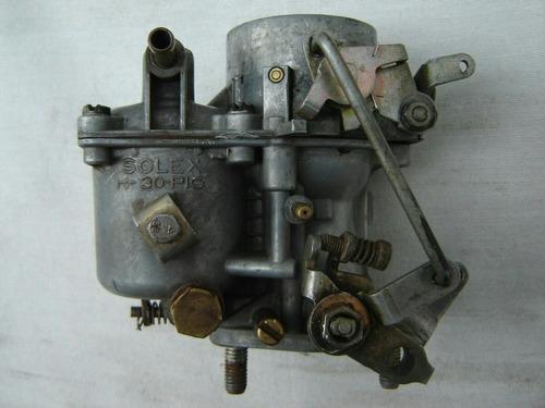 Imagen 1 de 4 de Carburador Soles H30 Fusca O Combi
