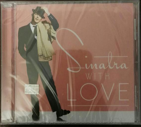 Frank Sinatra Whit Love Cd Nuevo Sellado