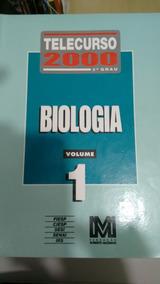 Livros Raridade Telecurso 2000 - Volumes 1 E 2
