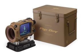 Pip-boy Ediçao De Luxo - Bluetooth Edition