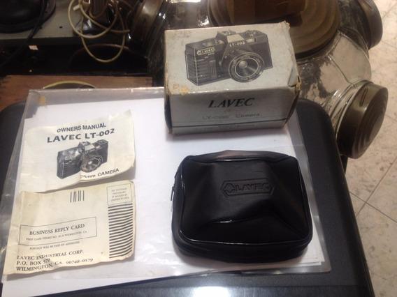 Lavec Lt-002 35 Milímetros Câmera Vintage Na Embalagem Origi