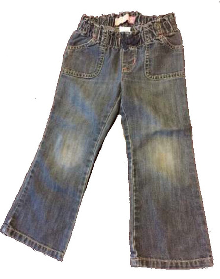 Jeans Para Niña Old Navy Talla 3 Boot Cut