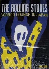 Rolling Stones The - Voodoo Lounge Japan Dvd - Sb