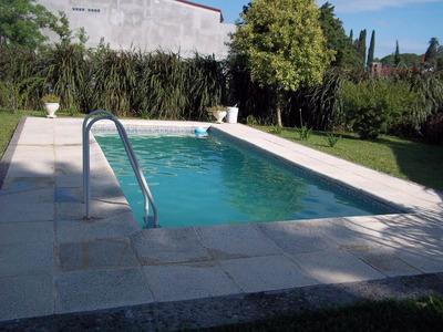 Alquilo En Gualeguaychu Quinta Con Pileta