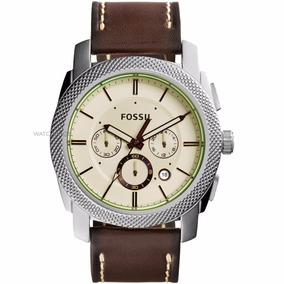 Relógio Masculino Fossil Machine - Fs5108 ( Nota Fiscal )