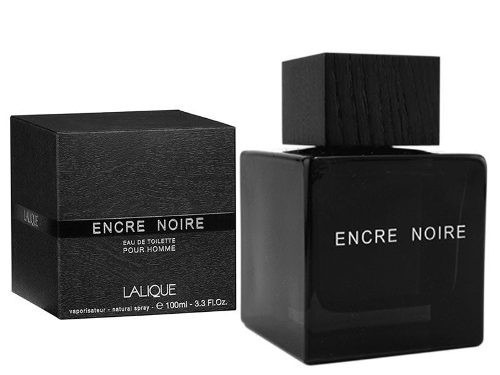 Perfume Encre Noire Lalique For Men 100ml Edt - Lacrado