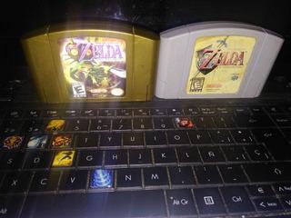 The Legend Of Zelda Ocarina Of Time + Majora