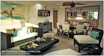 Br 809 Vende Apto The Residences Juan Dolio-