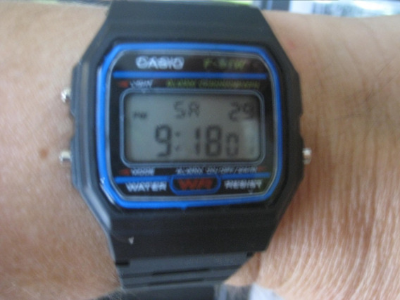 Reloj Casio Digital F91