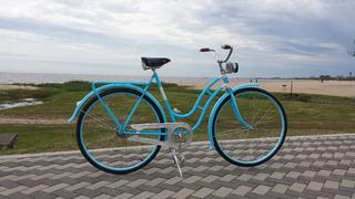 Bicicleta Sueca Aro 28 Feminina, Husqvarna