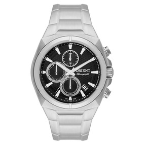 Relógio Orient Mbssc149 Unissex Visor Preto Sport Elegante