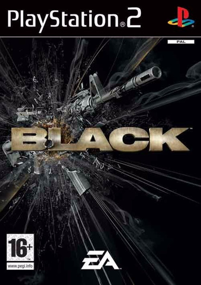 Black + Call Of Duty World At War Patch Play 2 (guerra)