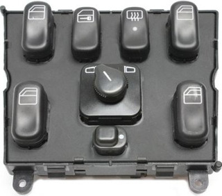 Botão Vidro Elétrico Mercedes Ml55/ Ml320/ Ml430