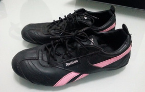 Tênis Reebok New Zenswa Nº 37 - Preto/pink
