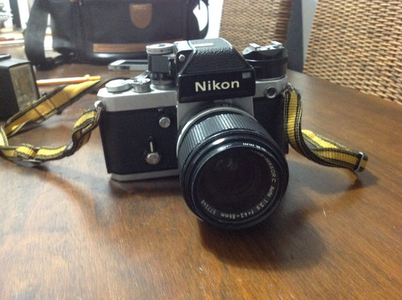 Câmera Nikon F2