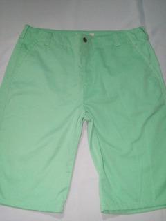Bermuda Csl Masculina Verde Tam 42
