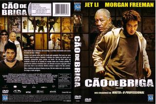 Dvd Filme Cão De Briga - Jet Li , Morgan Freeman