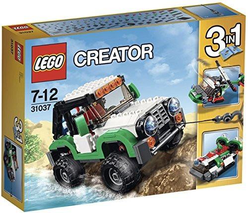 Lego Creator Adventure Vehicles 31037 Original