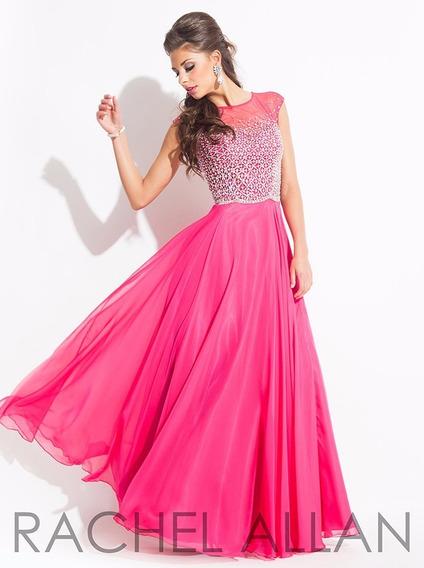 Vestido Longo Festa Luxo - Rachel Allan - Novo