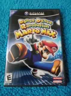 Dance Dance Revolution Mario Mix - Gamecube - Original