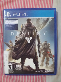 Destiny Para Ps4 Video Juego