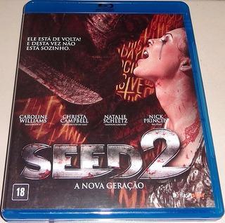 Blu-ray Seed 2 - A Nova Geração (semi-novo)