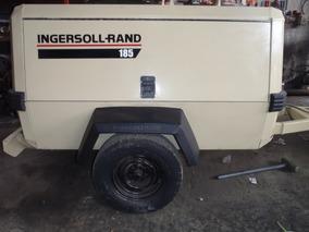 Remato!compresor Ingersollrand 185pcm Motor Jhondeere Trabaj
